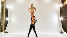 KAREN Y RICARDO: LA PAREJA CHILENA QUE ENAMORÓ A LOS JURADOS DEL PROGRAMA 'WORLD OF DANCE' DE NBC