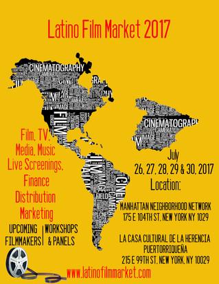 ¡Llega el Latino Film Market 2017 a Nueva York! Entrevista con su fundadora Arilyn Martínez