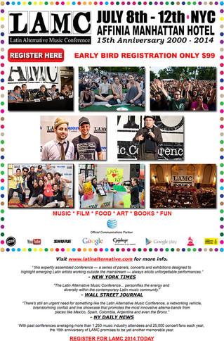 Latin America Music Conference