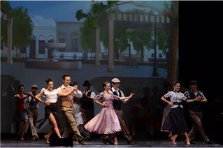 """La compañía de danza Argentina """"Estampas Porteñas"""" enamora al público con """"Deseos&quo"""