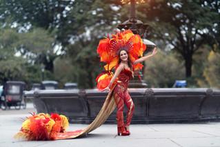 La reina del Carnaval de Barranquilla 2018, Valeria Abuchaibe, deja un legado de tradiciones