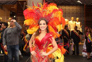 El Carnaval de Barranquilla  se toma la Quinta Avenida en el Desfile de la Hispanidad 2017