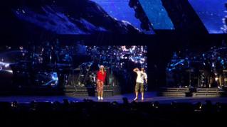 The monster tour Rihanna & Eminem
