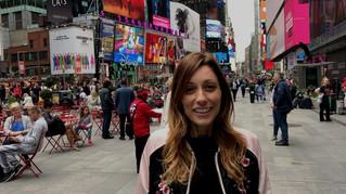Nuria Moreno: Una bloguera de Madrid enamorada de Nueva York
