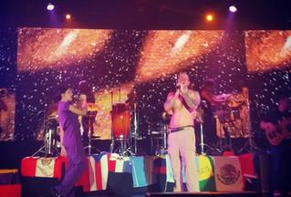 Calle 13 reúne en un solo escenario a todo Latinoamérica