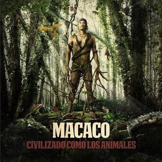 """Entrevista a Macaco: nuevo albúm """"Civilizado Como Los Animales"""""""