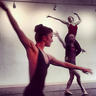 """""""Views of the Fleeting World"""" a beautiful dance from the Rioult Dance NY"""
