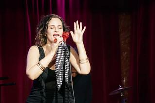 Rebeca Vallejo habla sobre la serie de conciertos 'The Flame'