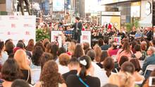 NYC & COMPANY SE UNE A LAS CELEBRACIONES DE LA COMUNIDAD  PARA CONMEMORAR EL MES DE LA HERENCIA