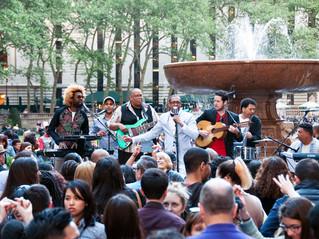 New Yorkinos sienten la música a través de la danza