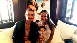 """Oscar Jaenada nos habla de su papel de Mario Moreno en la película """"Cantinflas"""""""