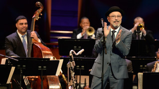 New York City fell in love with Rubén Blades