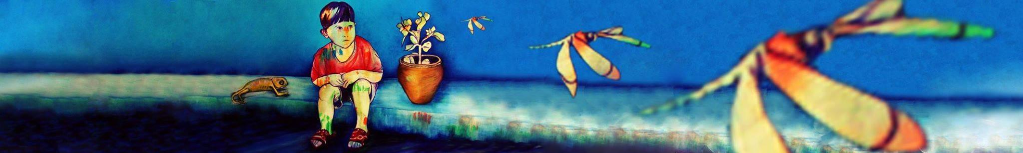 Uç uç Yusufçuk Duvar projesi