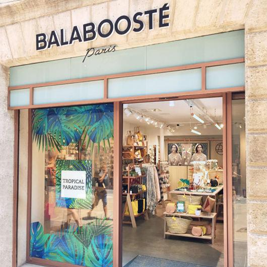 January architecte d'intérieur Bordeaux magasin Balaboosté Bordeaux Carré Noir
