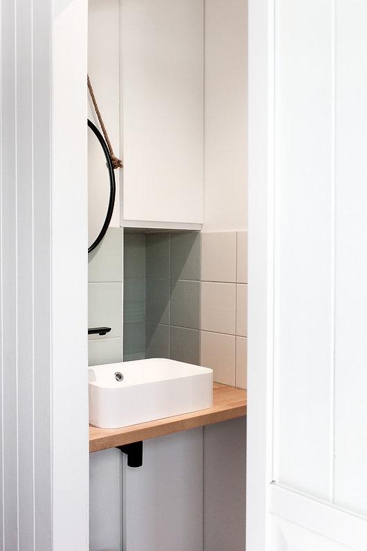 JANUARY Architecture d'intérieur Rénovation Maison Le Bouscat