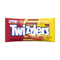 Twizzlers - Sweet & Sour Filled - Family Pack