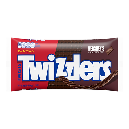 Twizzlers - Hershey'sFlavor - Family Pack
