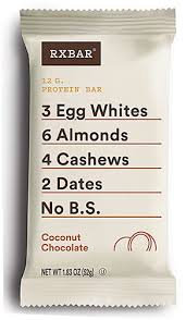 RXBAR Protein Coconut Chocolate