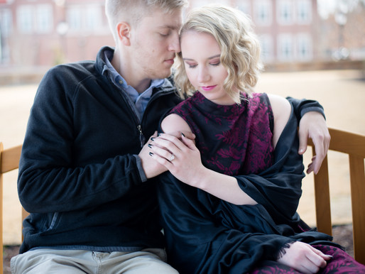 Conway, Arkansas Engagement Session