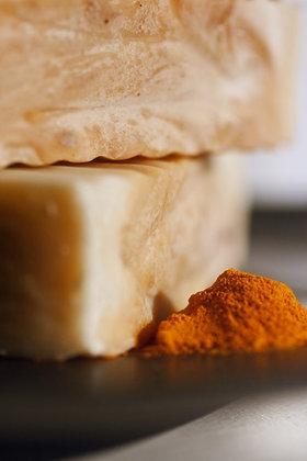 Turmeric Patchouli Bar Soap