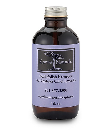 Soybean Oil and Lavender Nail Polish Remover