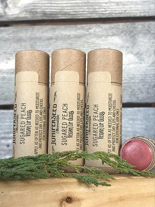 Vegan Lip Gloss – Sugared Peach