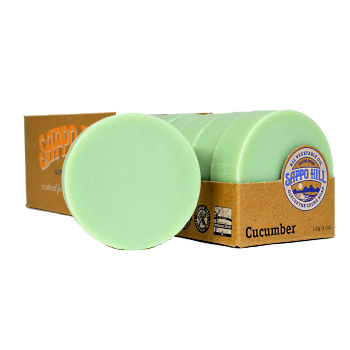 Cucumber Soap Bar