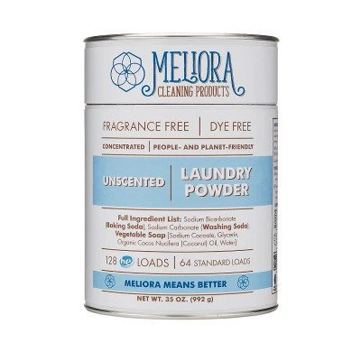 Unscented Laundry Powder