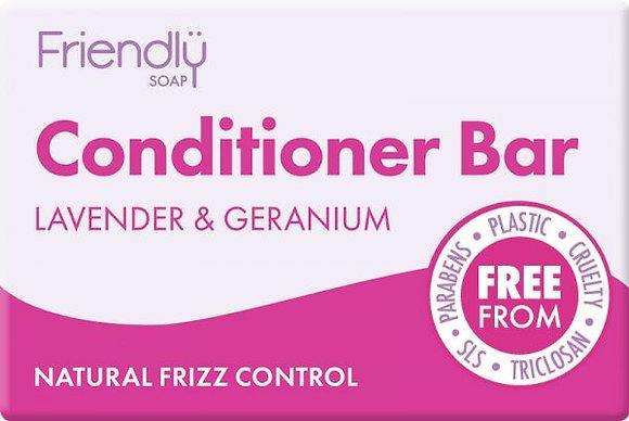 Conditioner Bar - Lavender & Geranium