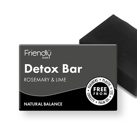 Detox Bar Rosemary & Lime Soap Bar