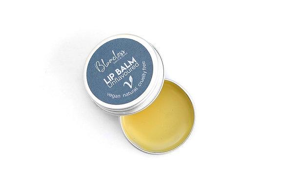 Unscented Vegan Lip Balm