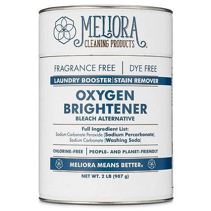 Oxygen Brightener - A Plastic-Free Bleach Alternative