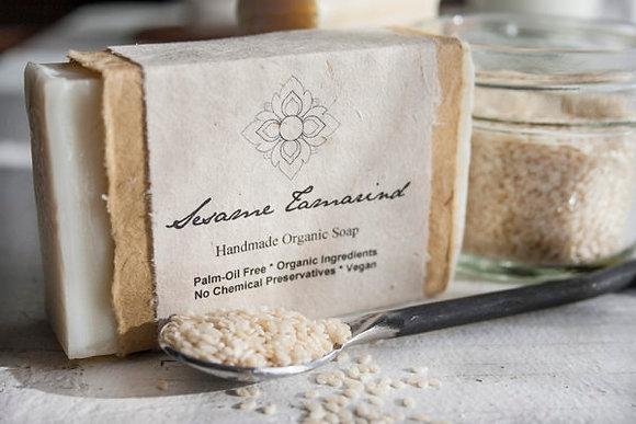 Sesame Seed Tamarind Soap Bar