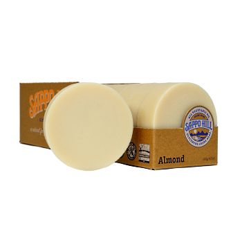 Almond Soap Bar