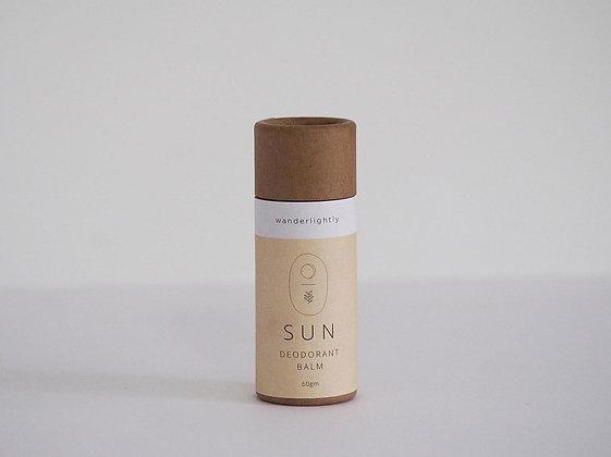 Sun Deodorant Balm