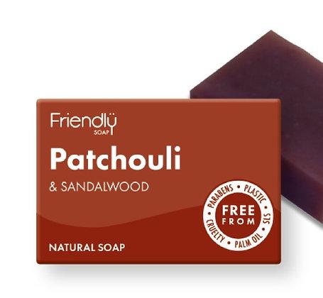 Patchouli & Sandalwood