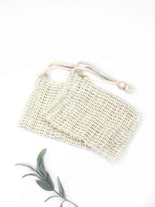 Natural Soap Saver Pouch