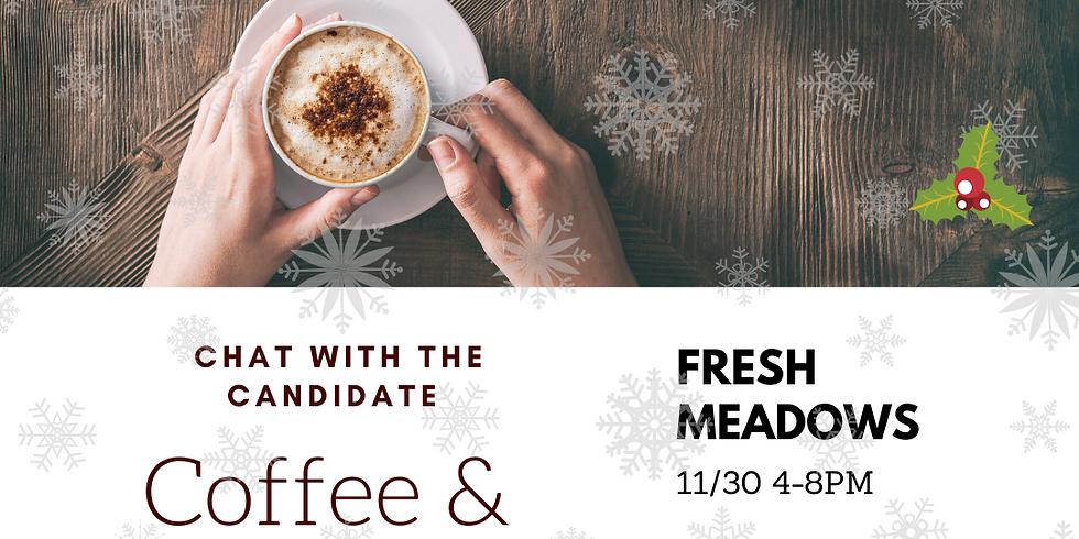 Coffee & Conversation - Fresh Meadows