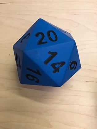 """Blue Foam D20 - 5"""""""