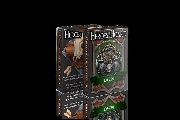 The Decks of the Heroes Hoard: Weavers of Magic
