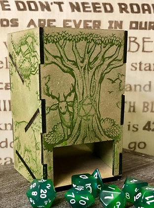 Nature Dice Tower