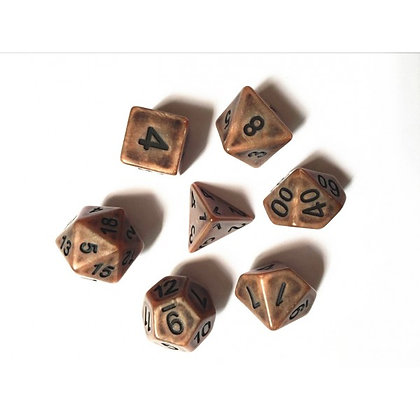 Broken Ruin Dice Set