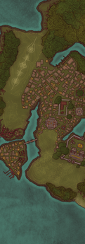 The City of Bouldare
