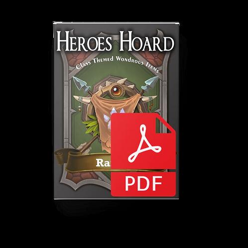 The Decks of the Heroes Hoard: Ranger PDF