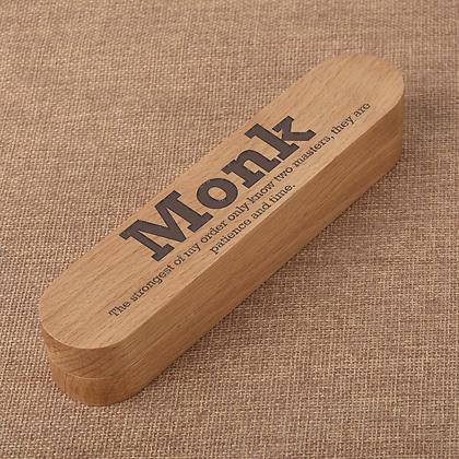 Monk Dice Box