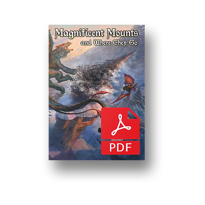 Magnificent Mounts and Where They Go PDF