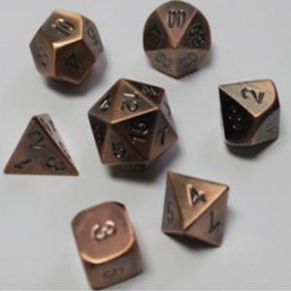 Faded Copper