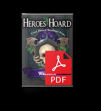 The Decks of the Heroes Hoard: Warlock PDF