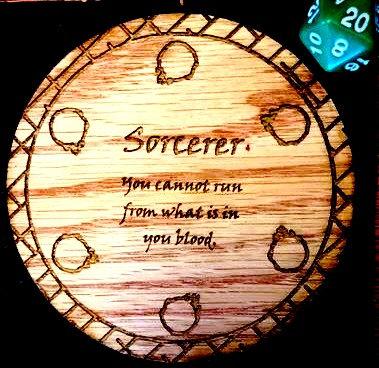 Sorcerer Coaster