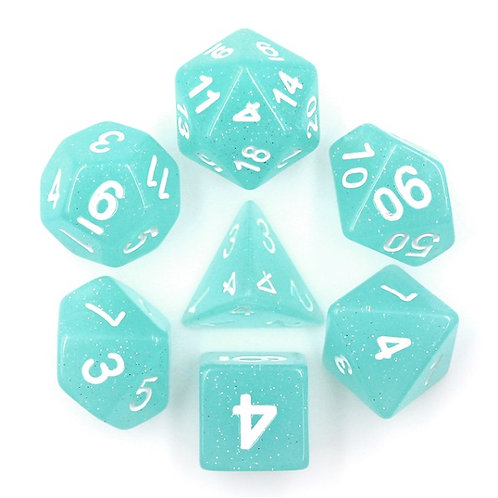 Sparkling Water Dice Set